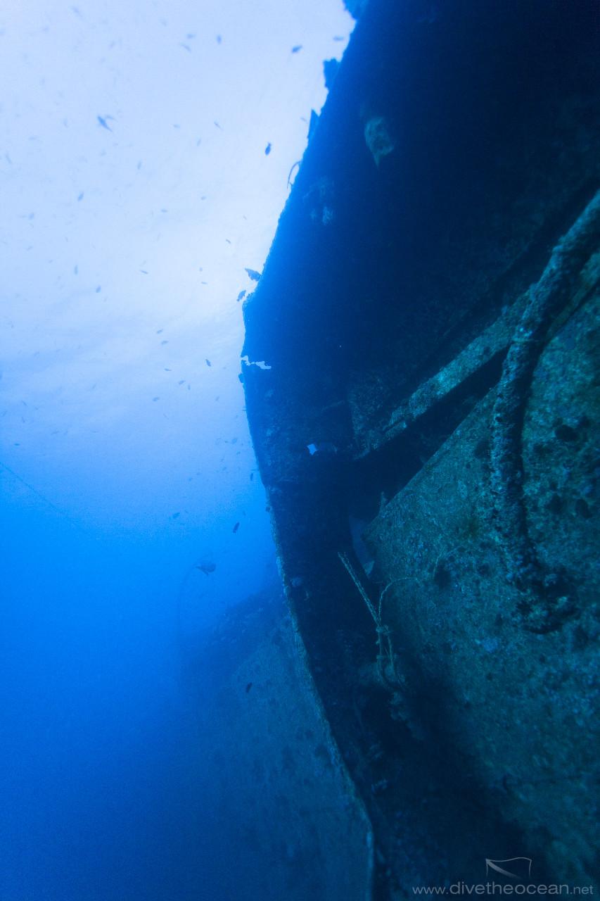 SS Thistlegorm wreck